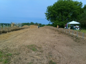 Hoop build 9:00am
