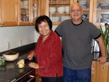 Sasha Gong and Scott Seligman
